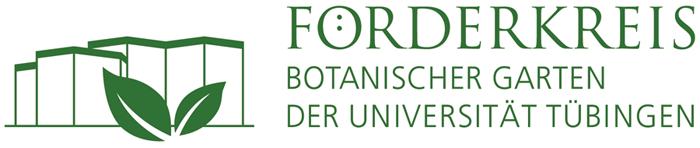 Förderkreis Botanischer Garten Tübingen
